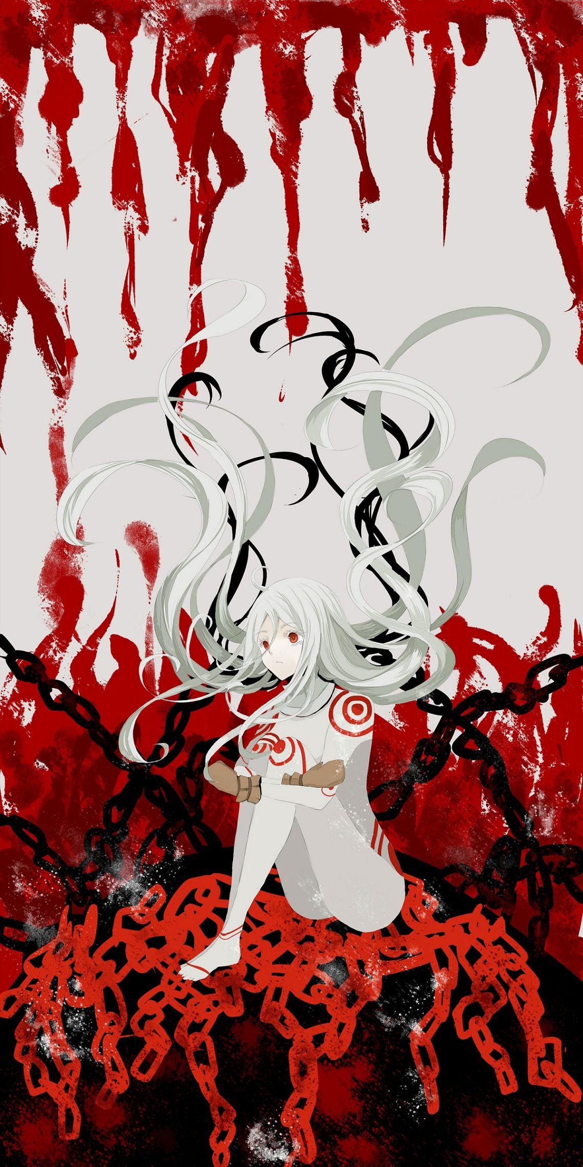 Deadmans Wonderland Deadman Wonderland Wallpaper De