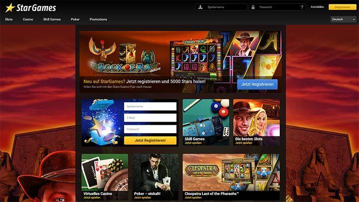 Stargames Poker Opinie