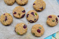 Oat Breakfast Cookies Recipe by MyNutriCounter