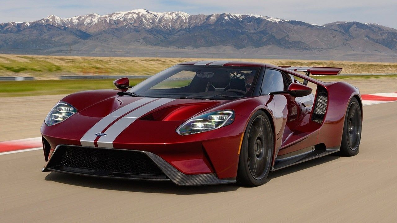 2018 Ford Gt Supercar Release Date Price And Review Ford Gt Ford Gt40 Super Cars
