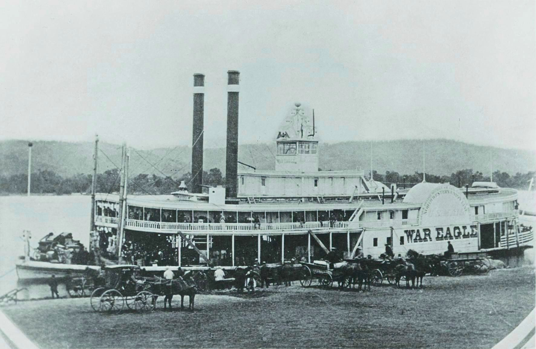 1800s steamboat | 1800 steamboats - group picture, image by tag - keywordpictures.com