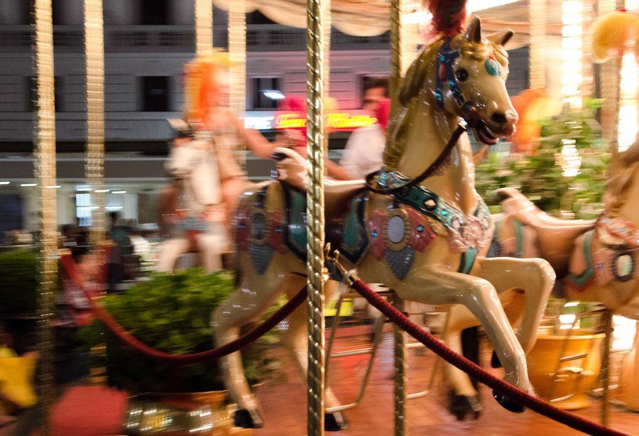 "500px / Photo ""Merry-go-round, Florence"" by Faizaan Ahmad"