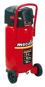 Mecafer 425090 Compressor 50 Litres 2 Hp Fifty Portable Electric Tools Air Compressors Mecafer Air Compressor Compressor Compressors