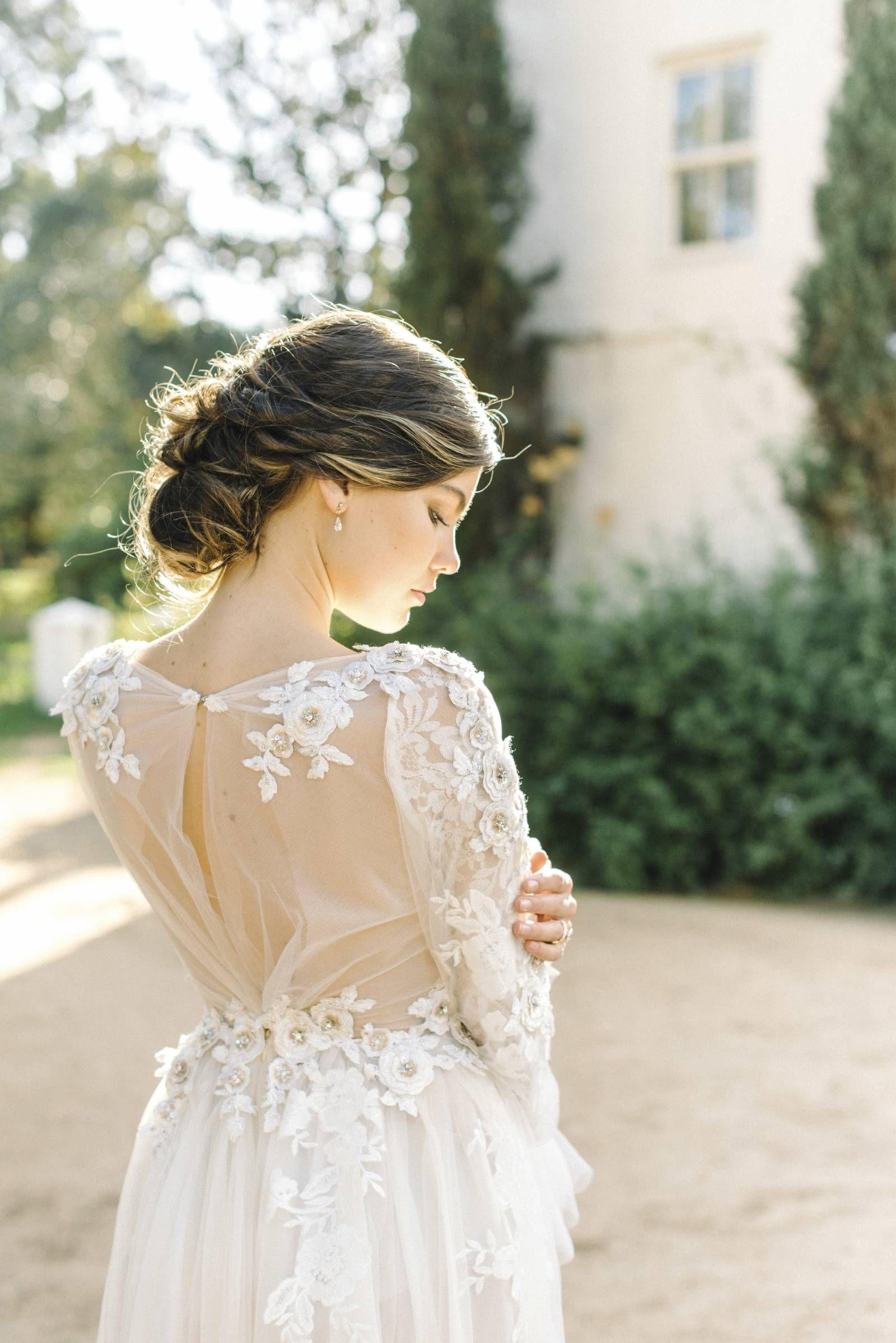 Old World Charm At A Cape Town Manor House Via Magnolia Rouge Wedding Dresses Unique Short Wedding Dress Wedding Gowns Lace [ 2397 x 1600 Pixel ]