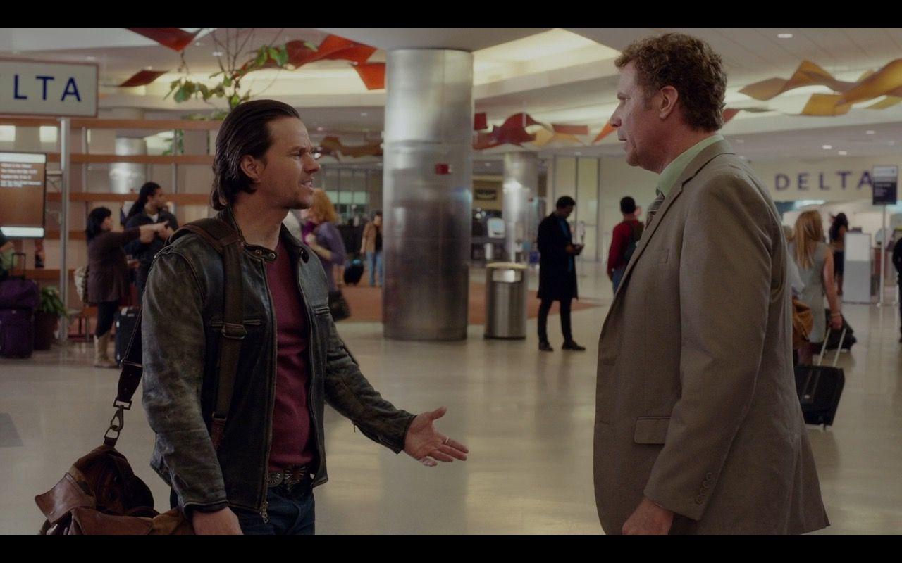 Delta Air Lines – Daddy's Home (2015) Movie Scene