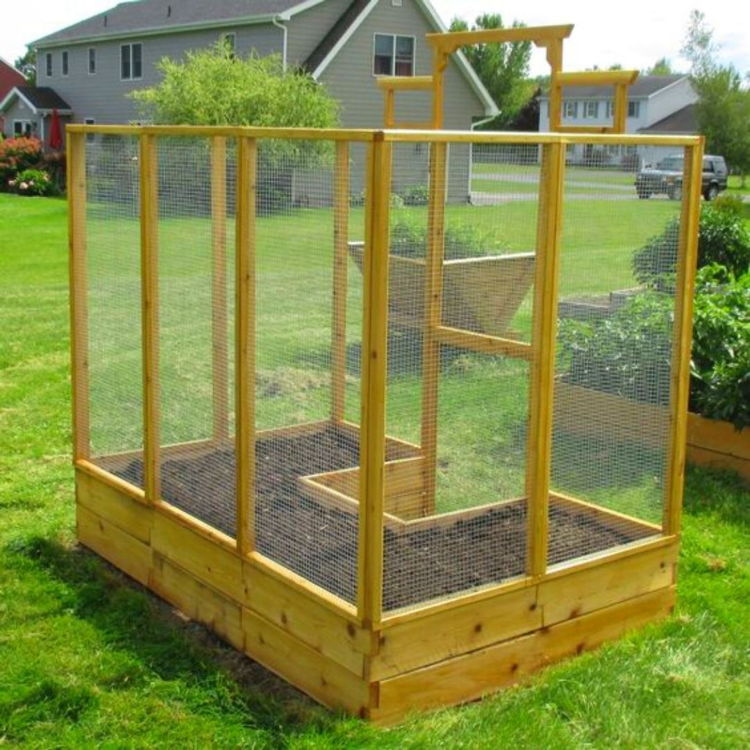 How To Start Raised Bed Vegetable Gardening For Beginners Slick