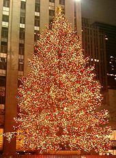 Christmas Wikipedia The Free Encyclopedia Nyc Christmas Rockefeller Center Christmas Tree Rockefeller Center Christmas