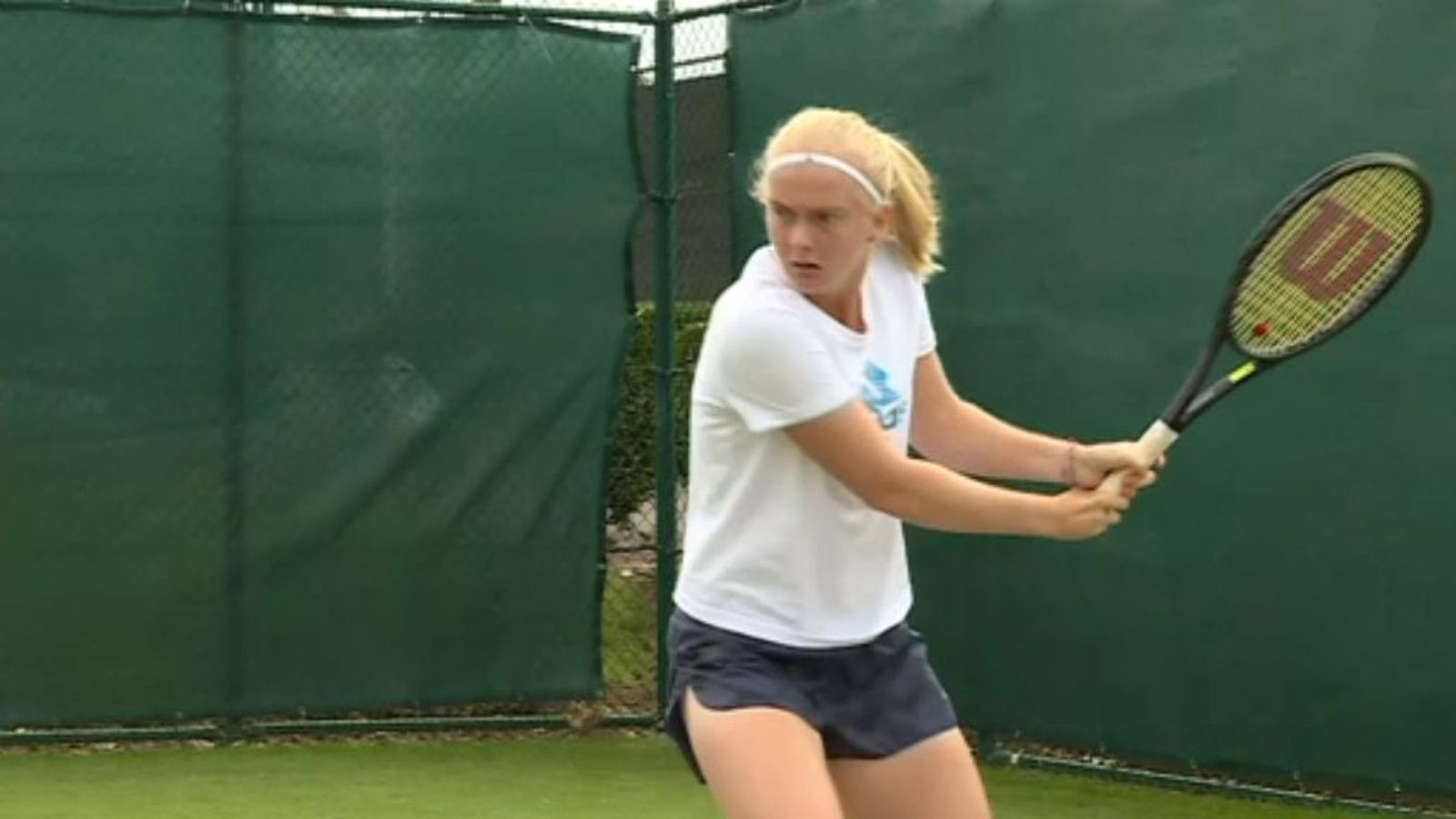 wimbledon wild card with genetic disorder has 'no limits