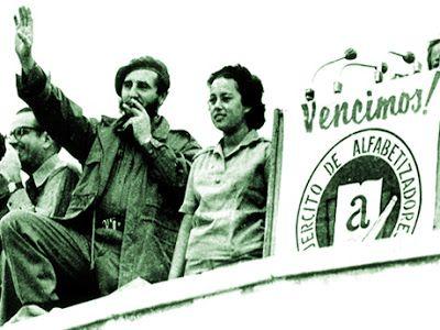Un debate en mi cabeza: Cuba: 54 años libre de analfabetismo
