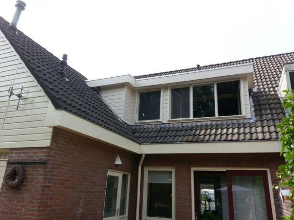 Een dakkapel op maat geplaatst in de kilkeper bijzondere dakkapellen pinterest - Eigentijds pergola design ...