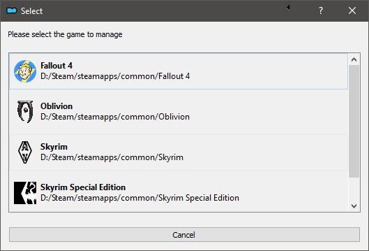TESVSE Plugin for Mod Organizer 2 | Skyrim SE | Skyrim, Games