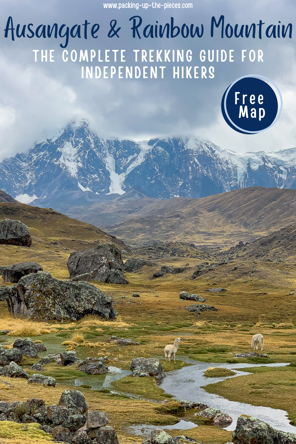 The Complete 6 Day Trekking Guide for Ausangate &