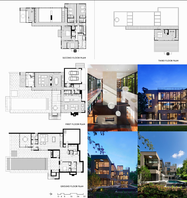 Brandywine House Robert M Gurney Architect Floor Plans Architect Ground Floor Plan