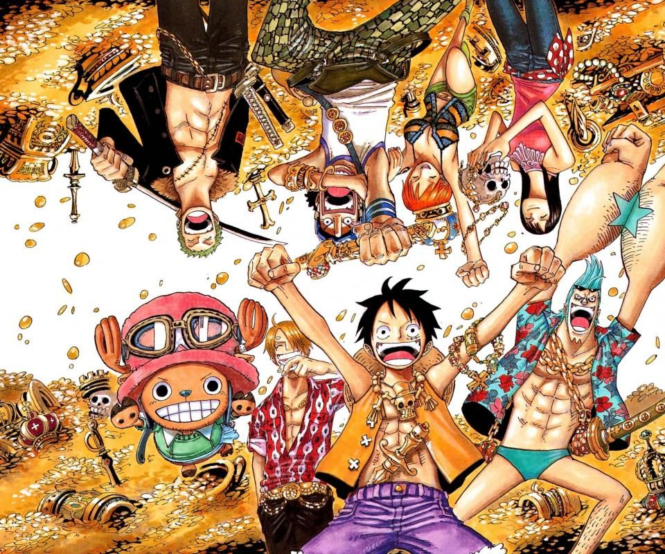 Anime Wallpapers Hd One Piece Mirror Pict