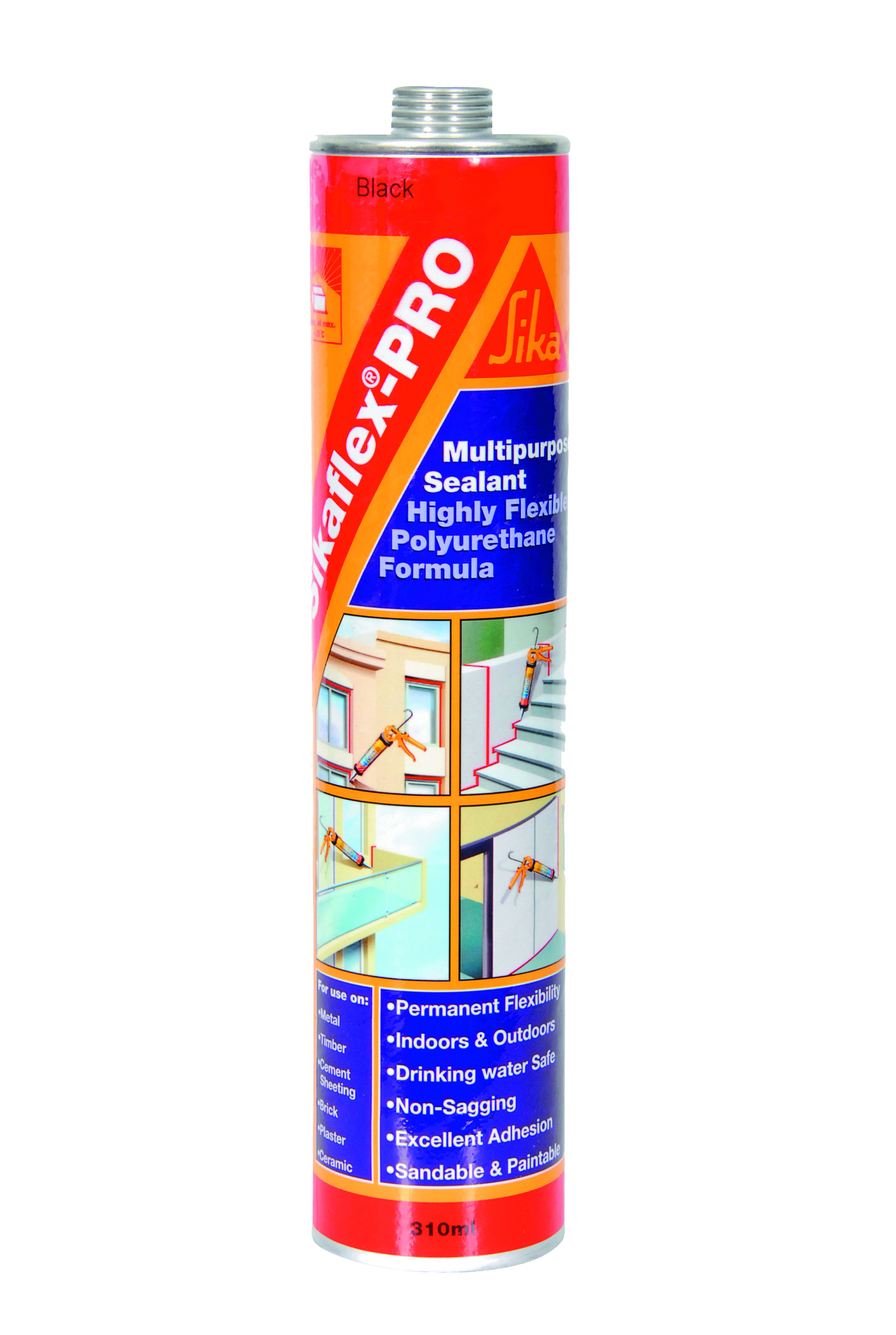Sikaflex Pro Our Hero Product A Multipurpose Highly Flexible Polyurethane Sealant Available In 11 Colours Thats Polyurethane Sealant Sealant Diy Renovation