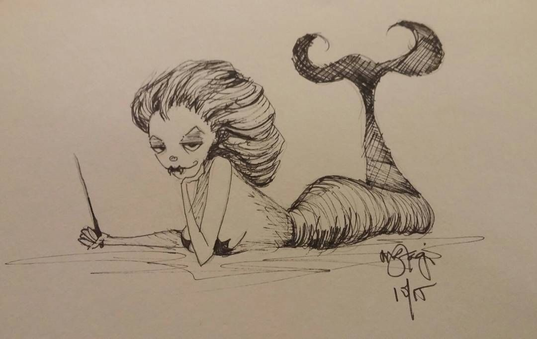 Margaret Mermaid has a tail She\u0027s anything but frail