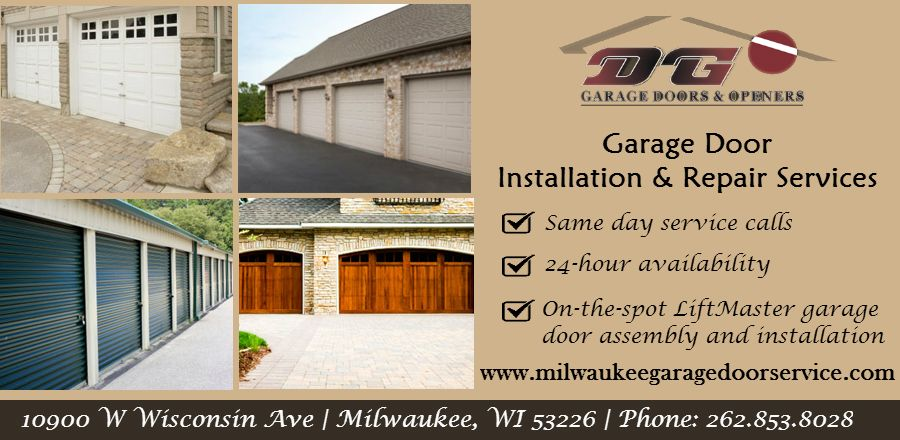 Affordable Milwaukee Garage Door Installation And Repair Services