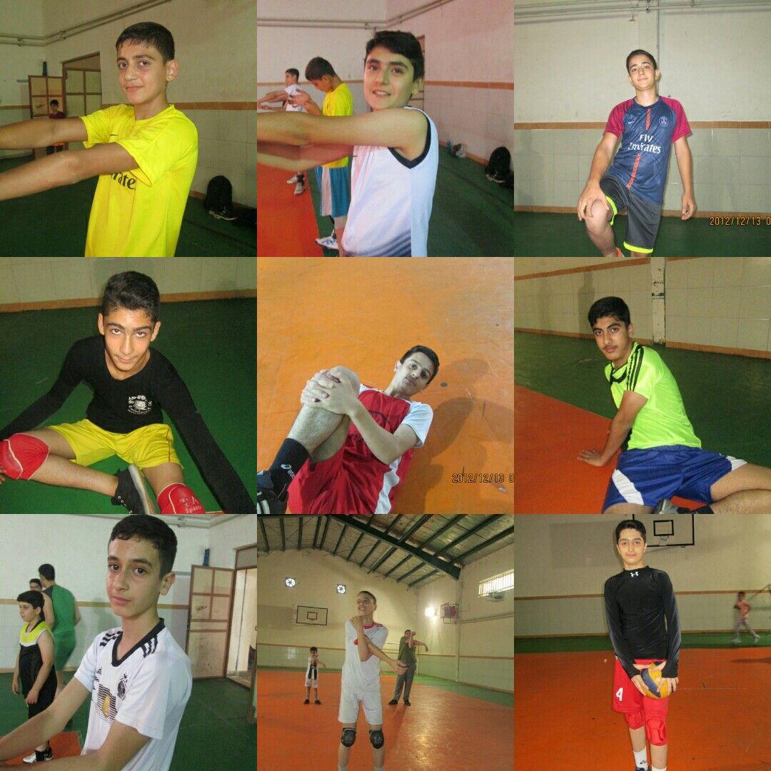 Pin On A Mehdi Behrouzi Vajari Volleyball