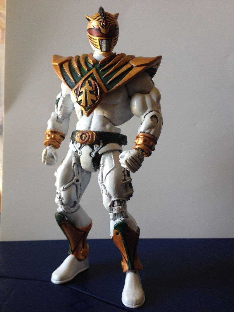mysterious ranger power rangers custom action figure custom action figures pinterest. Black Bedroom Furniture Sets. Home Design Ideas