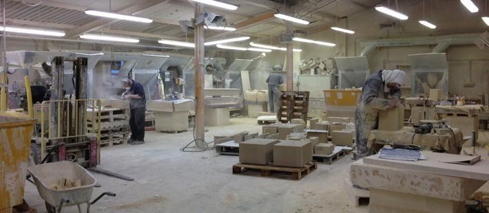 Stonemason Workshop