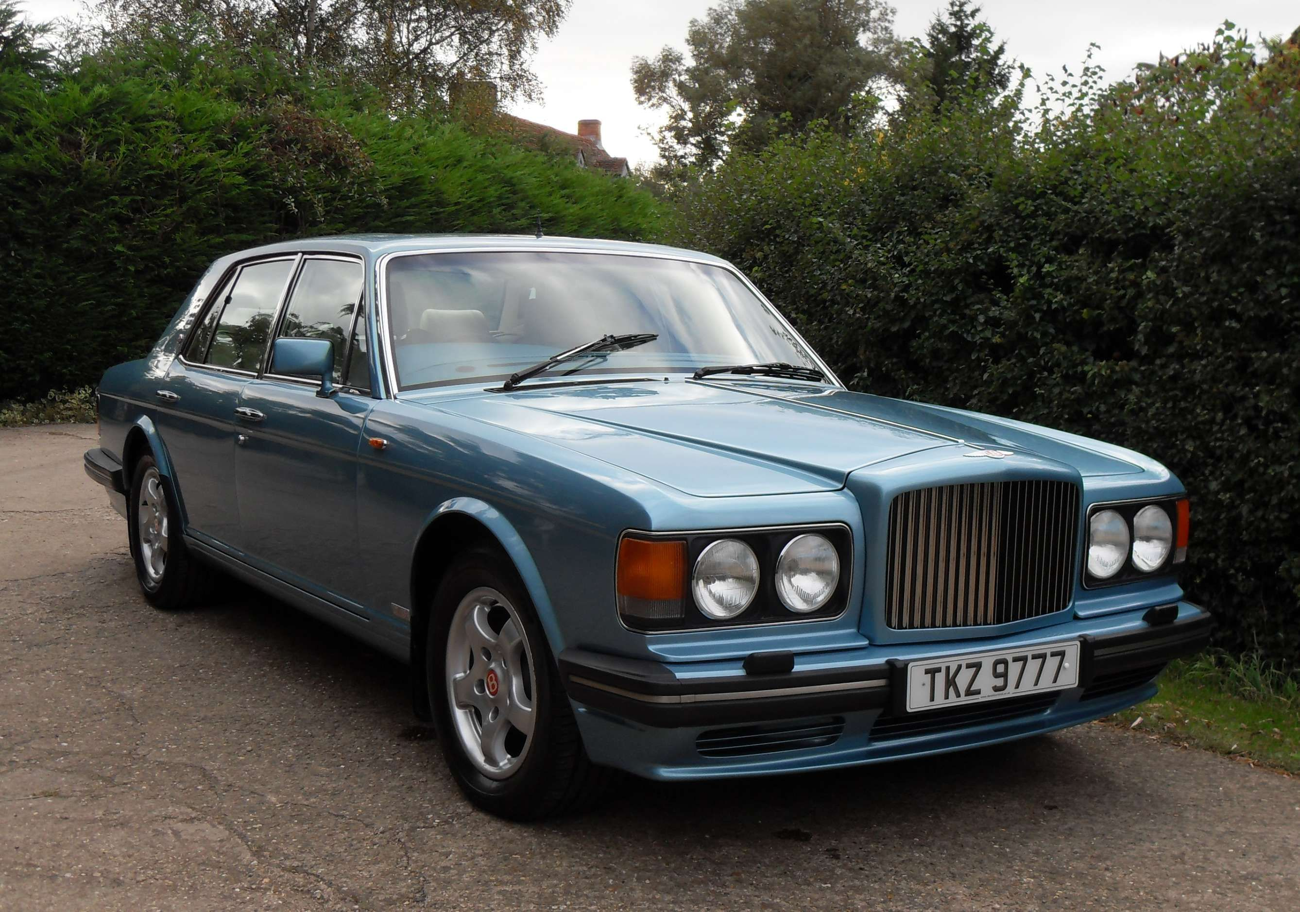 1996 Bentley Turbo r  pictures information and specs  Auto