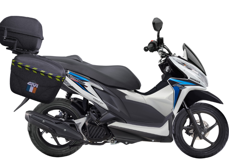 modifikasi honda vario 125 touring simple honda modifikasi honda vario 125 touring