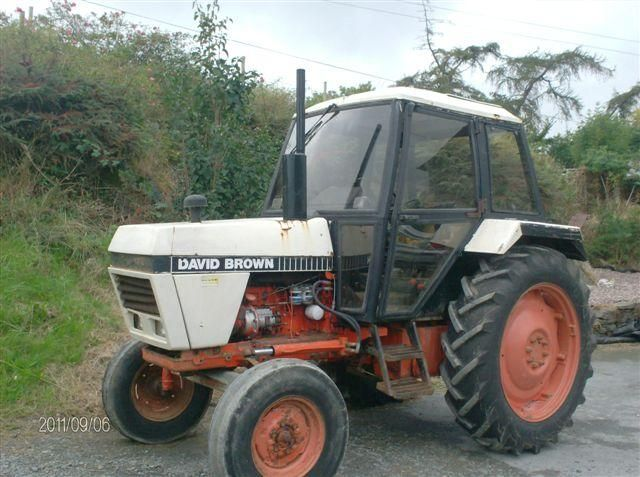David Brown 1290 Tractor At Ella Agri Tractor Sales Mid And West Wales