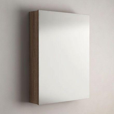 Armoire de toilette en bois pour salle de bain système de rangement - Toilette Seche Interieur Maison