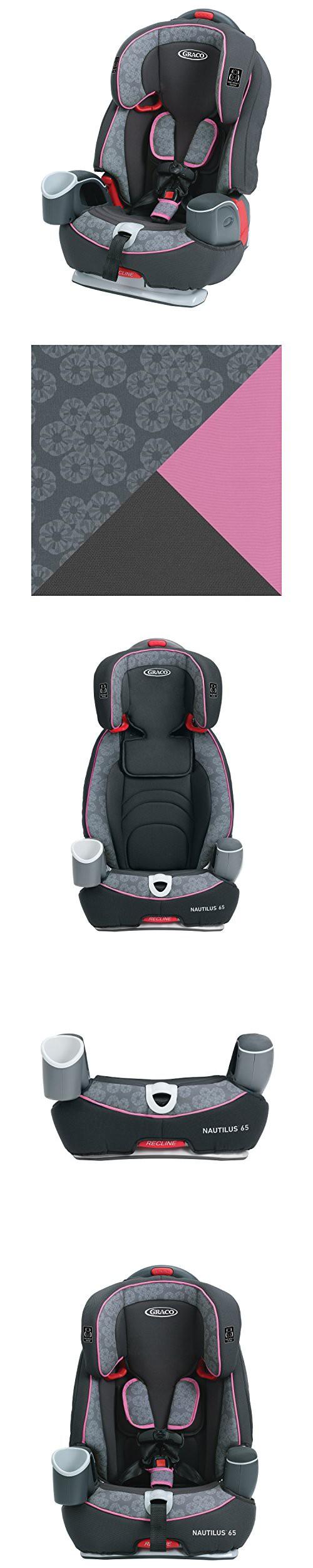 Amazoncom Graco Nautilus 3in1 Car Seat Ellis Baby