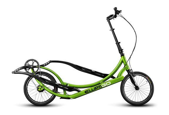 Elliptigo Exercise Bike With Images Biking Workout Elliptical Trainer Bicycle