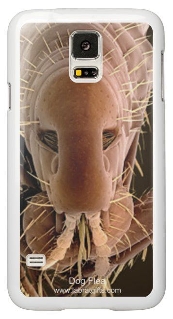 Amazing Exclusive SEM Collection - Dog Flea, Samsung Galaxy S5 Case!