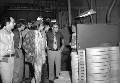 The day The Rolling Stones visited Gibson Guitar in Kalamazoo