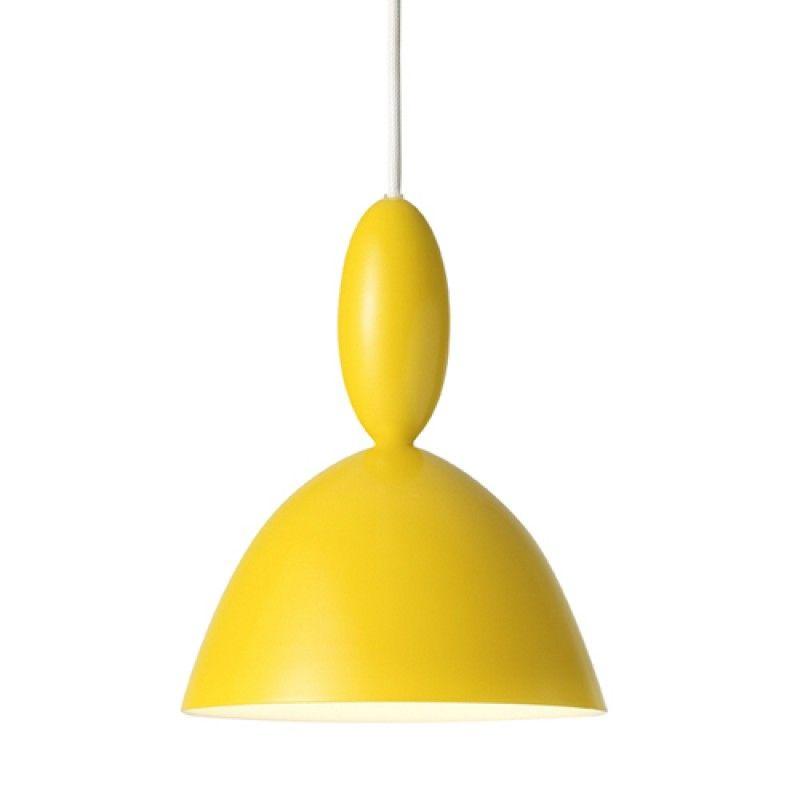 Muuto Mhy Pendant Lamp yellow