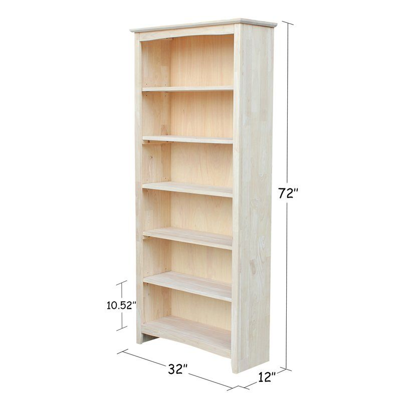 Sandstrom Standard Bookcase Wood Bookcase Bookcase Diy