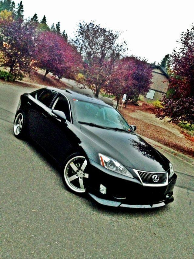 A 2009 Lexus IS250!