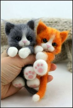 Felting Creations