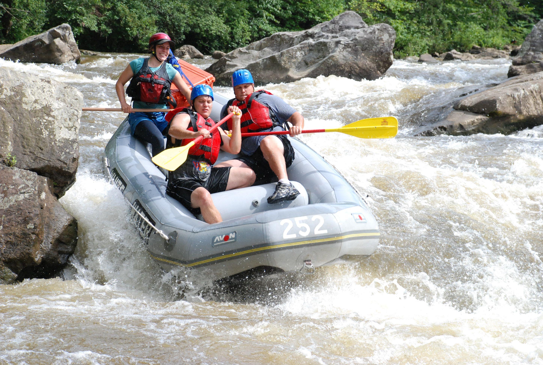 Pittsburgh white water rafting
