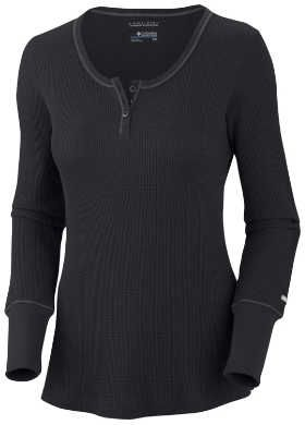 Women's Weekday Waffle™ Henley - Extended Size