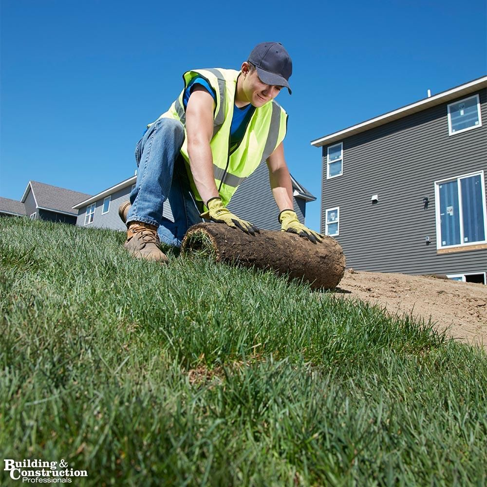 Everything To Know Before Laying Sod How To Lay Sod How To Lay Sod Sod Installation Sod