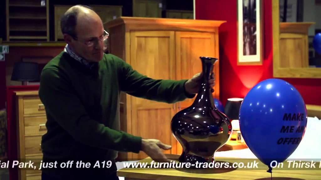 Furniture Traders   Balloon Bonanza TV