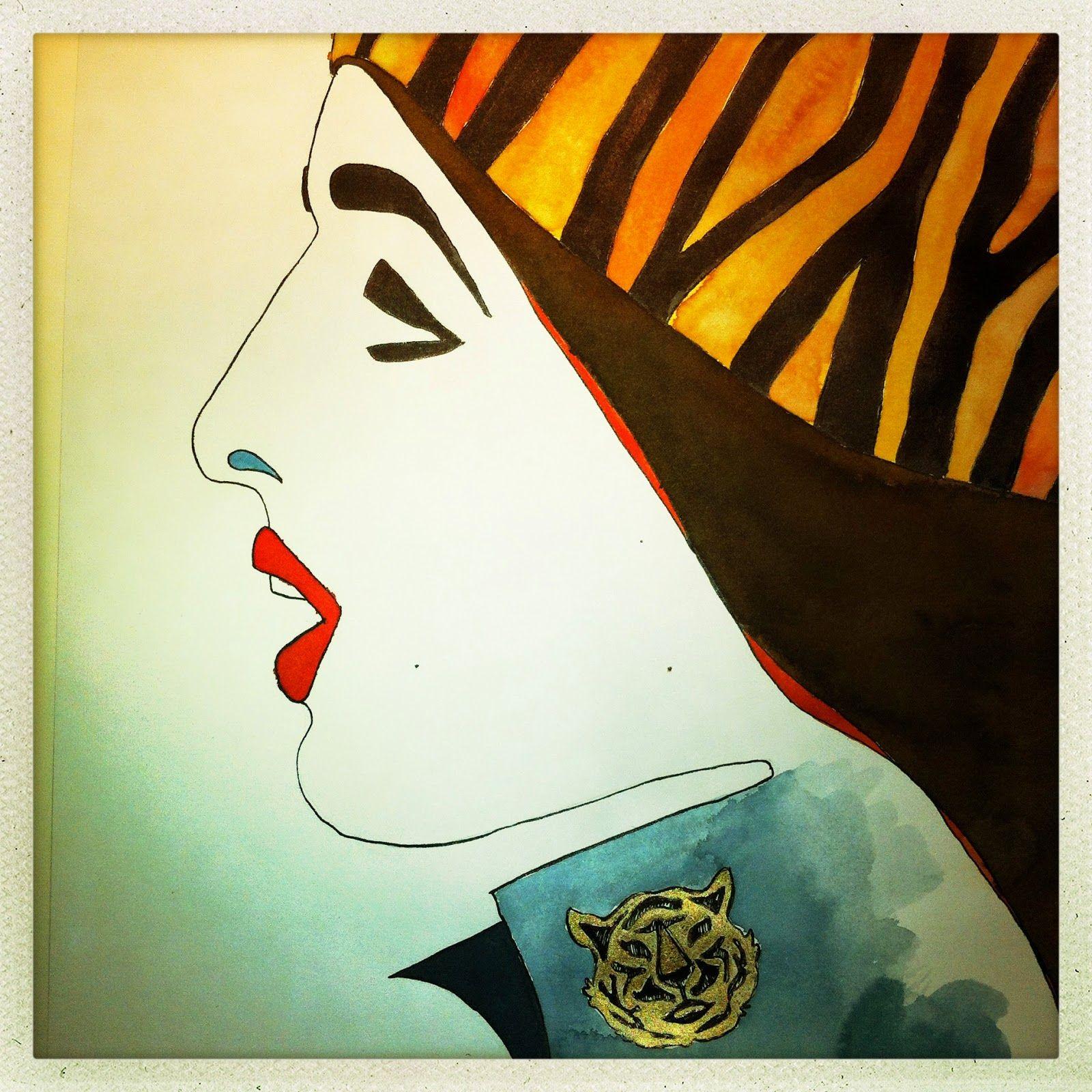 Zillie Suzie O: Et Tigerhoved