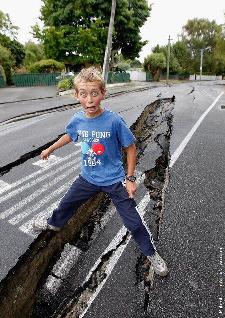 christchurch 2011 earthquake causes crack