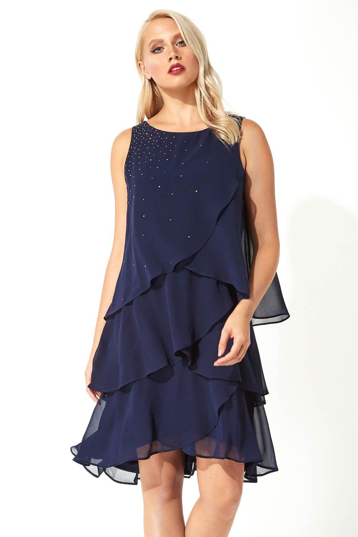 Lovely dresses, Swing dress, Roman clothes
