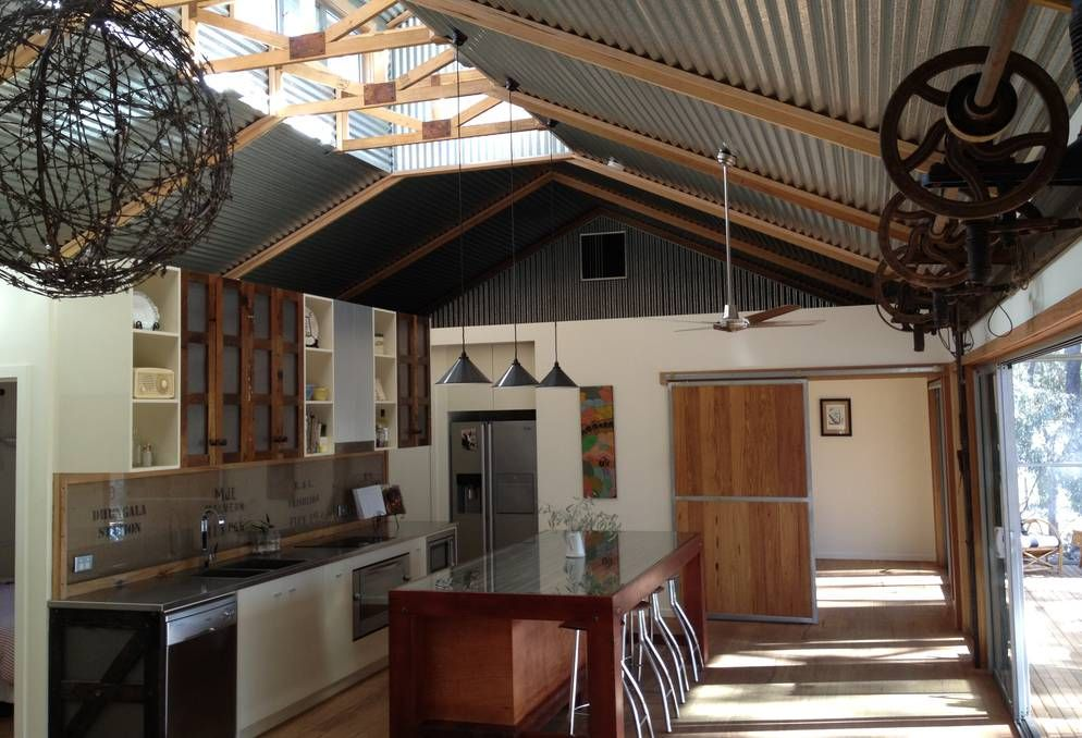 Classic Aussie Shearing Shed Ideal Home Shed Homes Livable