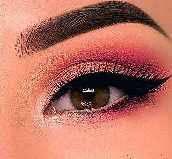 Photo of 36 Trendy Natural Pink Eye Makeup Looks