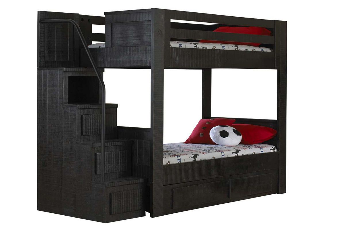 Black Bunk Beds Twin Over Twin Popular Interior Paint Colors Check