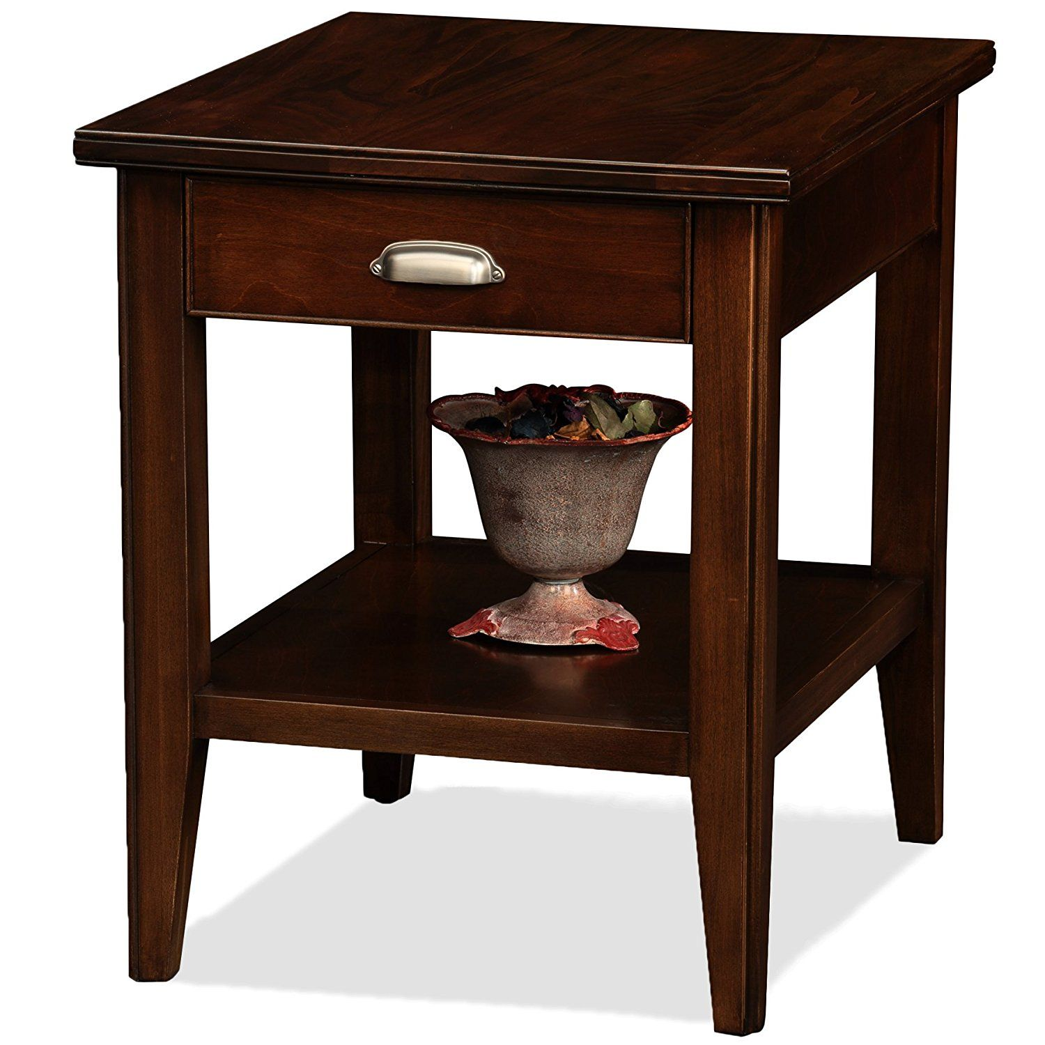 Superbe Cherry End Tables