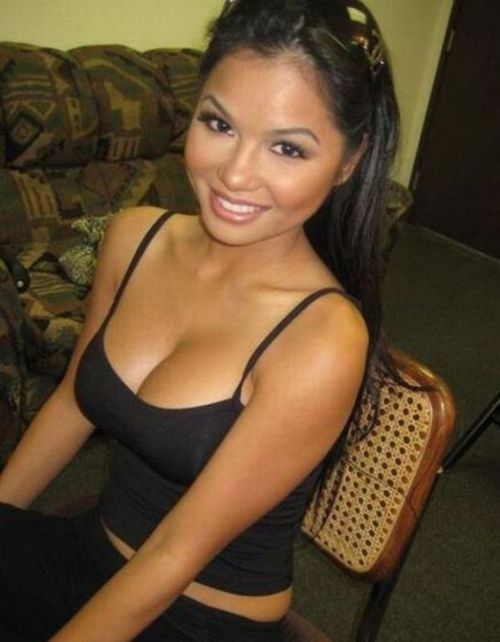 black amateur asian