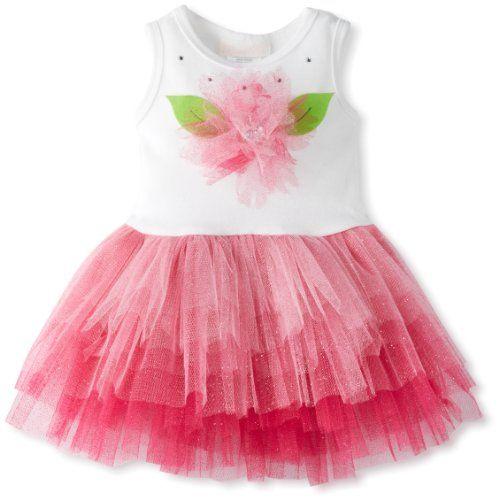 Bonnie Baby Baby-Girls Infant Flower Tutu Dress « Clothing Impulse