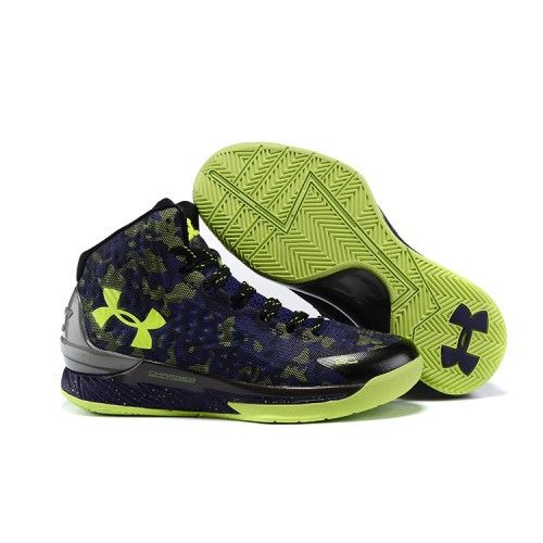 Sale Under Armour Curry One Dark Matter Basketball Shoes Sale